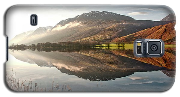 Galaxy S5 Case featuring the photograph Scotland Nature by Gouzel -