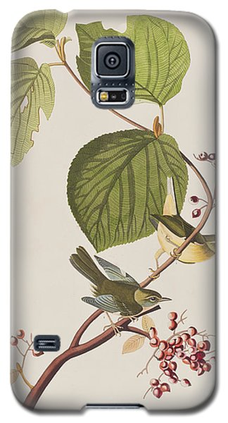 Pine Swamp Warbler Galaxy S5 Case