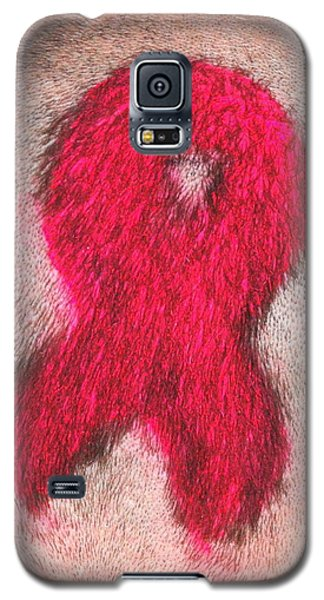 Galaxy S5 Case featuring the photograph Pink by Richard Bryce and Family