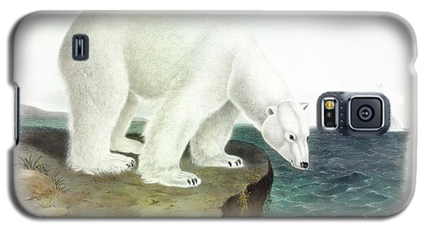 Brown Bear Galaxy S5 Case - Polar Bear by John James Audubon
