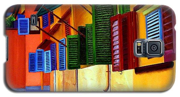 Ponte Vecchio Detail Galaxy S5 Case