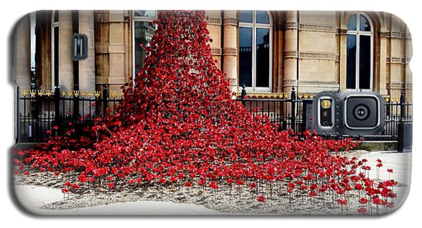 Poppies - City Of Culture 2017, Hull Galaxy S5 Case