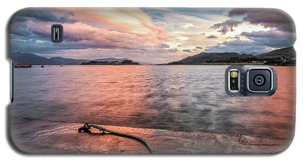 Port Appin Sunrise Galaxy S5 Case