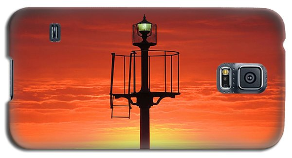 Galaxy S5 Case featuring the photograph Port Hughes Lookout by Linda Hollis