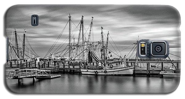 Port Royal Shrimp Boats Galaxy S5 Case