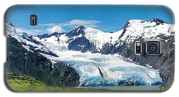 Portage Glacier Galaxy S5 Case