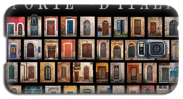 Porte D'italia Galaxy S5 Case