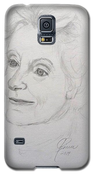 Portrait Of Mother Galaxy S5 Case