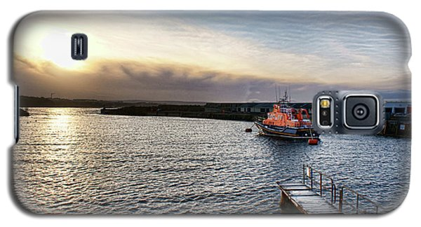 Portrush Rnli Lifeboat Galaxy S5 Case
