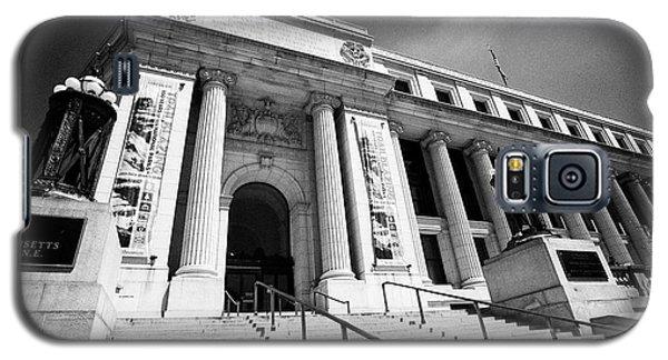 Postal Square Building Washington Dc Usa Galaxy S5 Case by Joe Fox