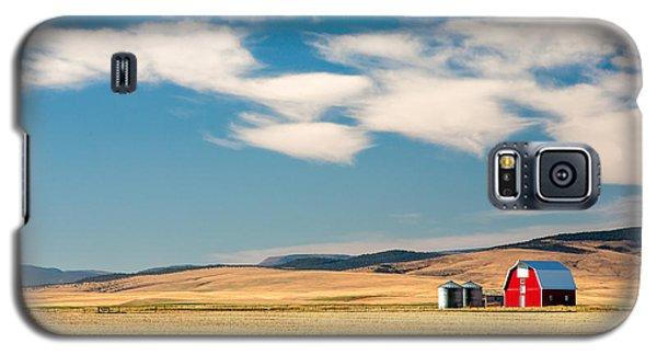 Prairie Red Galaxy S5 Case