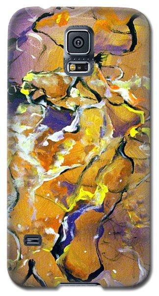 Praise Dance Galaxy S5 Case by Raymond Doward