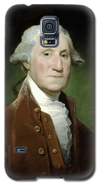 President George Washington  Galaxy S5 Case