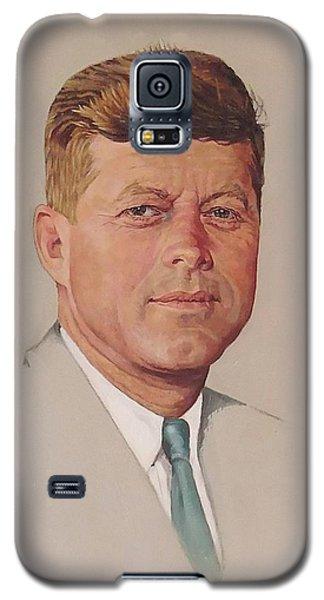 President John F. Kennedy Galaxy S5 Case