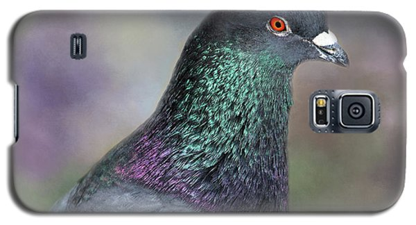 Galaxy S5 Case featuring the photograph Pretty Boy by Donna Kennedy