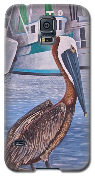 Pride Of Shem Creek Galaxy S5 Case