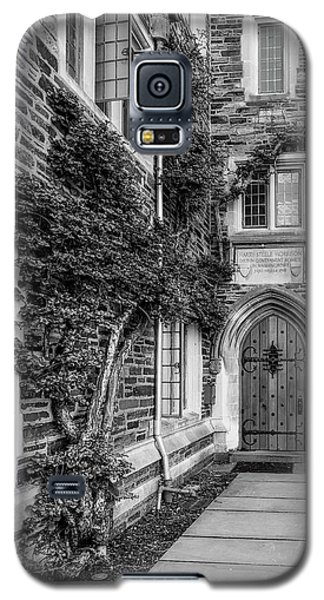 Galaxy S5 Case featuring the photograph Princeton University Foulke Hall II by Susan Candelario