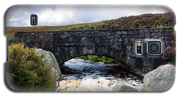 Ps I Love You Bridge In Ireland Galaxy S5 Case by Semmick Photo