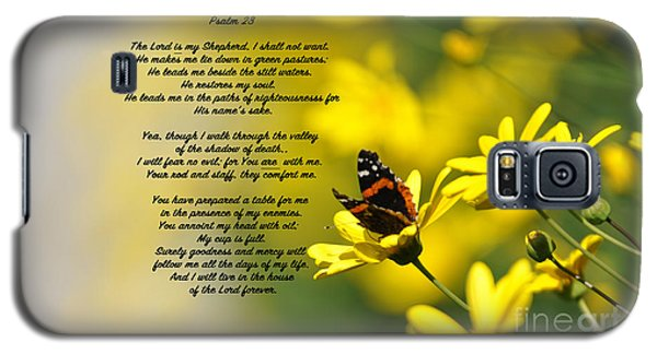 Psalm 23 Galaxy S5 Case