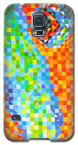Pucker Up Galaxy S5 Case by Beth Saffer