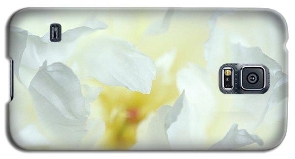 Pure Peony Galaxy S5 Case