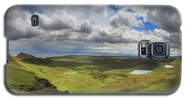 Quiraing And Trotternish - Panorama Galaxy S5 Case