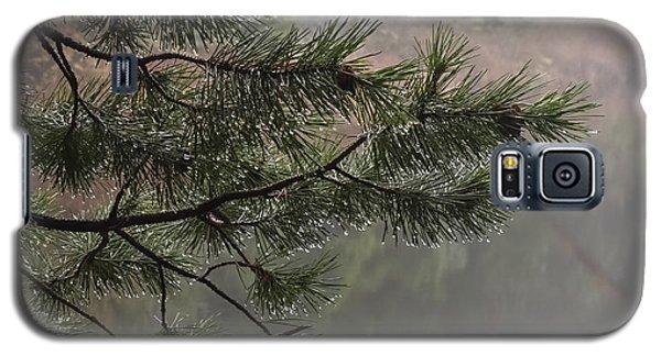 Rain Drops Galaxy S5 Case by Inge Riis McDonald