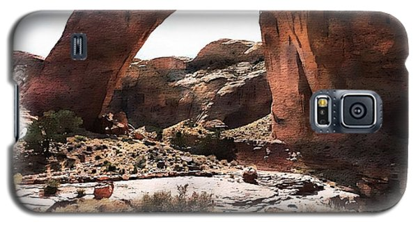 Rainbow Bridge National Monument Galaxy S5 Case