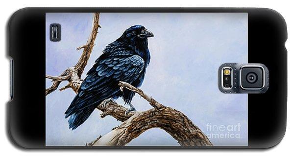 Raven Galaxy S5 Case by Igor Postash