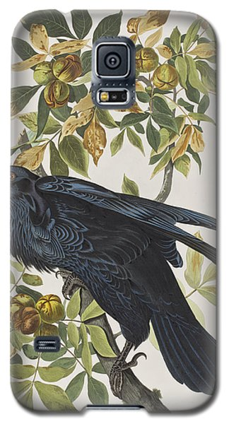 Raven Galaxy S5 Case by John James Audubon