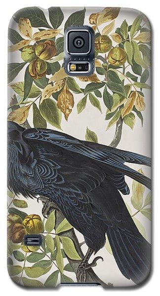 Raven Galaxy S5 Case by John James Audubon
