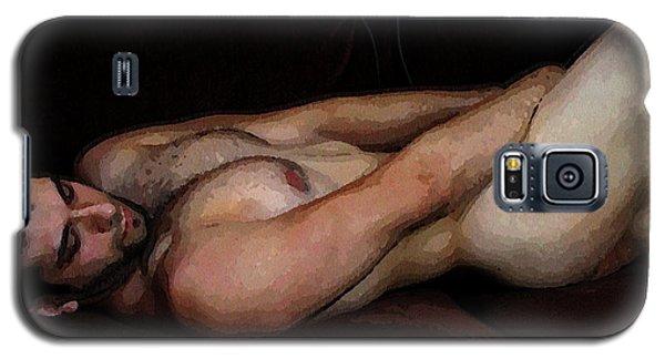 Reclining Nude Galaxy S5 Case