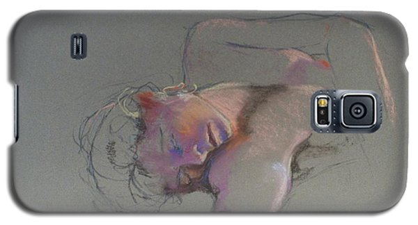 Reclining Study Galaxy S5 Case