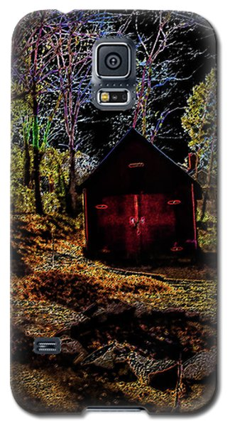 Red Shed Galaxy S5 Case