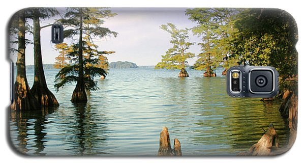 Galaxy S5 Case featuring the photograph Reelfoot Lake by Bonnie Willis