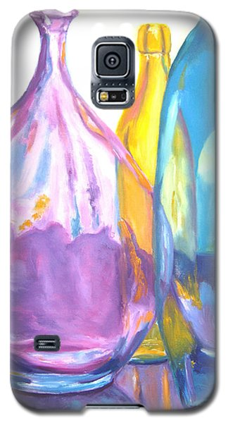 Reflections In Glass Galaxy S5 Case by Lisa Boyd