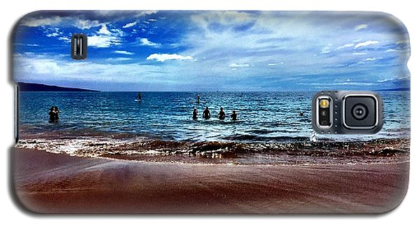 Galaxy S5 Case featuring the photograph Relax by Michael Albright