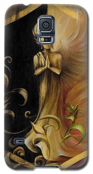 Revelation And Enlightenment Galaxy S5 Case by Dina Dargo