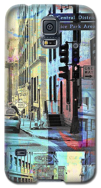 Rice Park St. Paul Galaxy S5 Case
