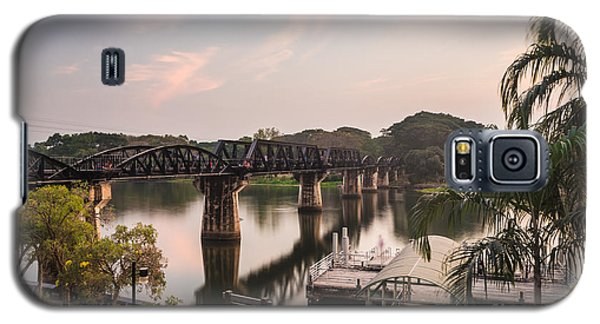 River Kwai Bridge Galaxy S5 Case