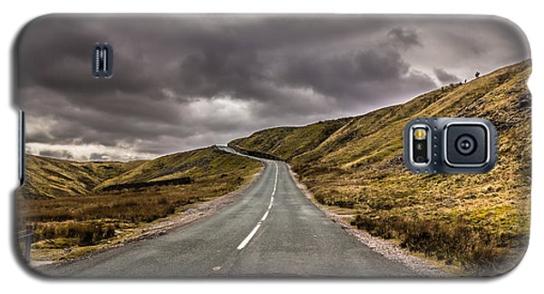 Road To Nowhere Galaxy S5 Case by David Warrington