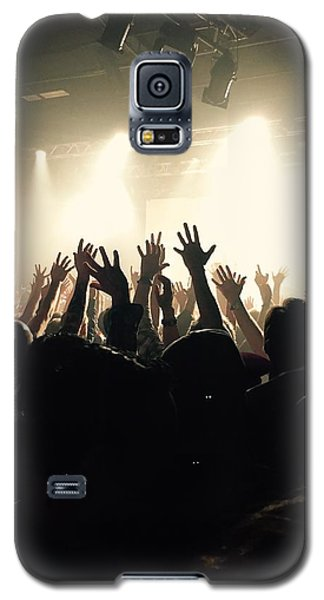 Rock And Roll Galaxy S5 Case by Andre Brands