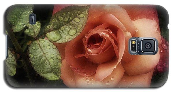 Romancing The Rose Galaxy S5 Case
