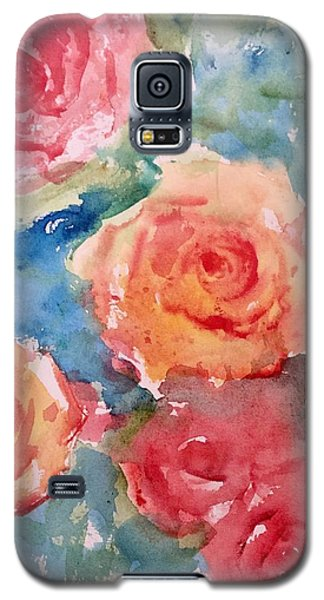 Roses Galaxy S5 Case by Trilby Cole