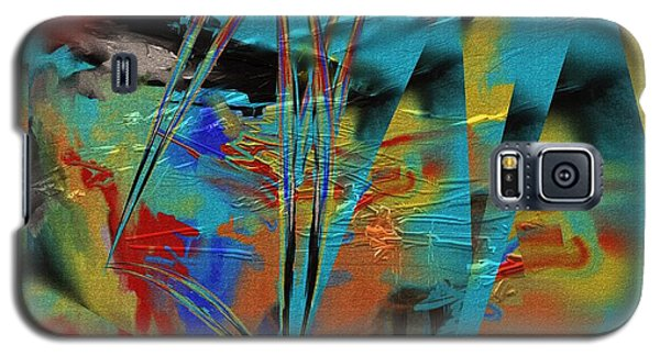 Rough Sea Galaxy S5 Case