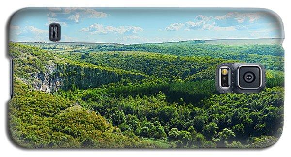 Roussenski Lom Nature Park Galaxy S5 Case