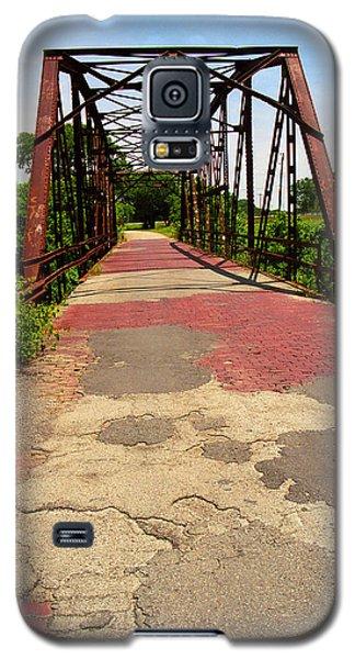 Route 66 - One Lane Bridge Galaxy S5 Case