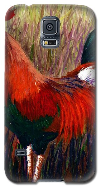 Rudy The Rooster Galaxy S5 Case