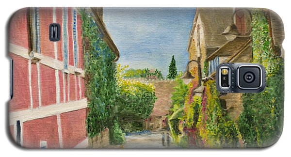 Rue Claude Monet Galaxy S5 Case