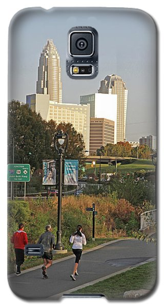 Runable Charlotte Galaxy S5 Case